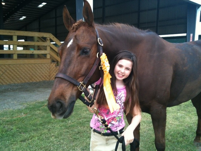 Beginner Riding Lessons 3