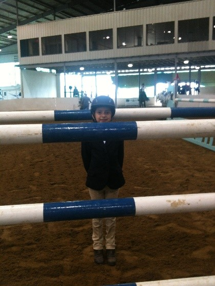 Beginner Riding Lessons 7